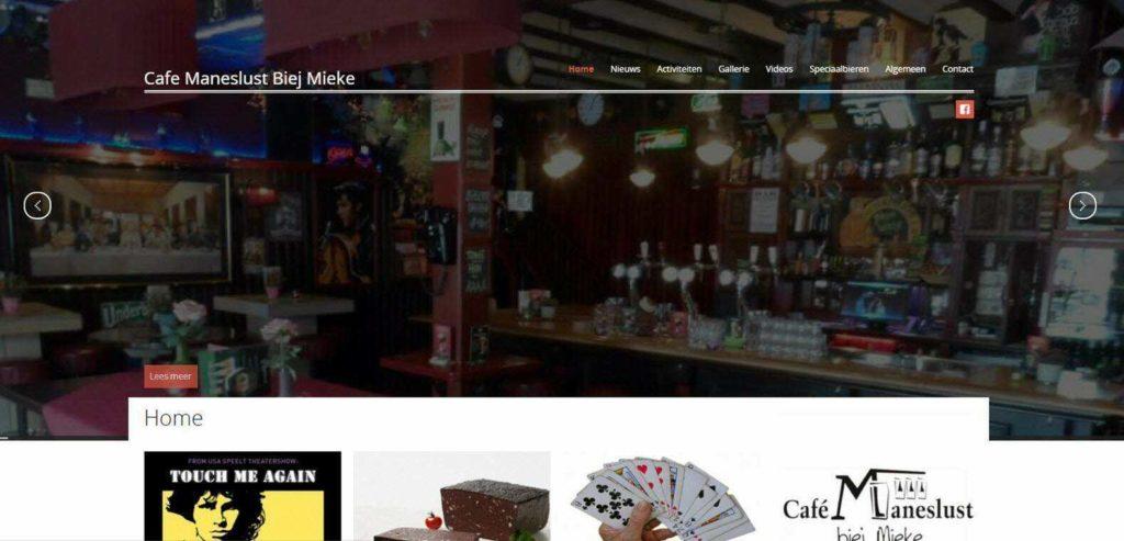 cafe maneslust biej mieke
