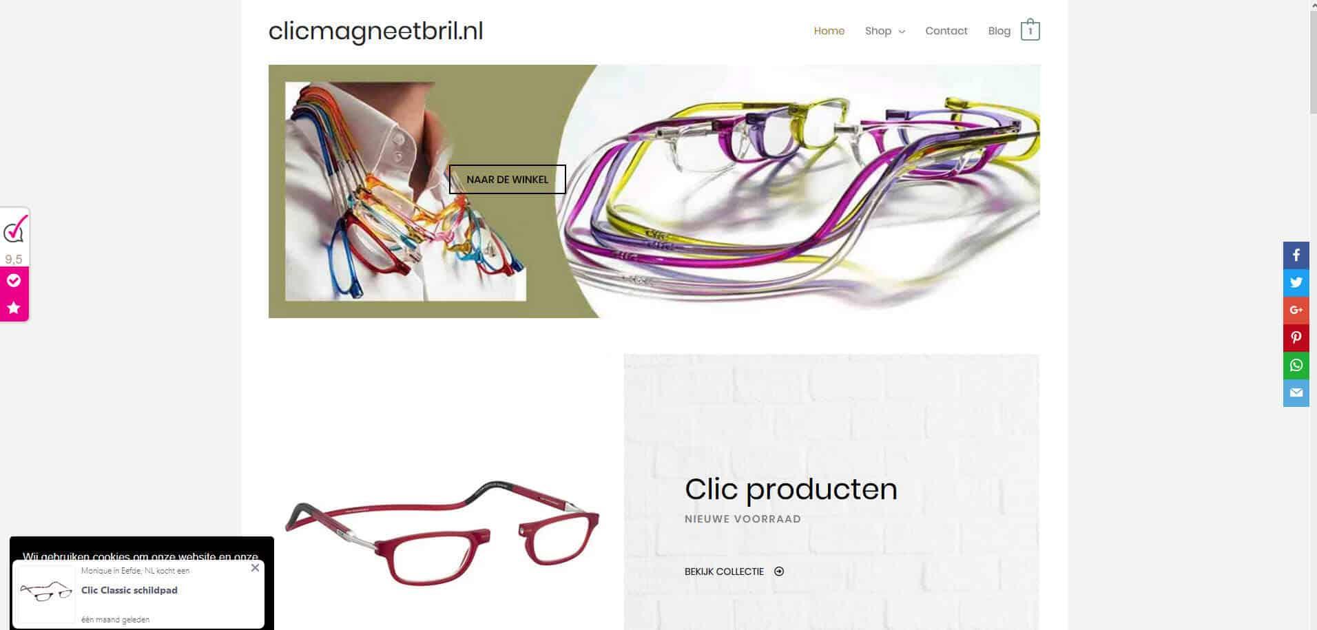 clicmagneetbril.nl 2019